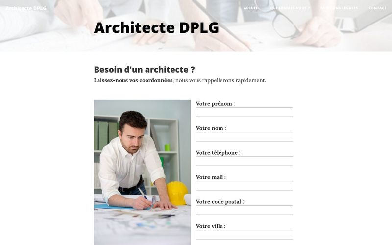 Pourquoi faire appel à un architecte DPLG ?